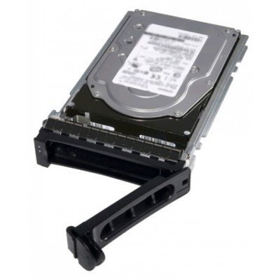 "Жесткий диск Dell 600GB SAS 10k rpm Hot Plug 2.5"" HDD Fully Assembled Kit for servers 13 Generation, (400-AEES) (400-AEES)"