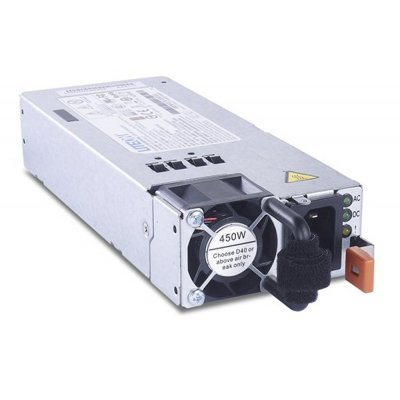 Блок питания сервера Lenovo 450W HotSwap Platinum Power Supply for G5, (4X20G87845) (4X20G87845) блок питания сервера lenovo 750w high efficency platinum 00al534 00al534