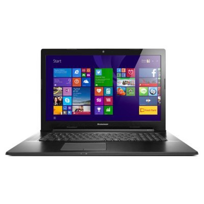 Ноутбук Lenovo IdeaPad G70-70 (80HW001FRK) (80HW001FRK)Ноутбуки Lenovo<br>G70-70, 17.3 (1600x900) IPS, i5-4210U (1.7 GHz), 4GB, 1TB, nVIDIA GeForce G820M 2GB, DVDRW, WiFi, BT, WebCam, 4cell, Win 8.1, Black<br>
