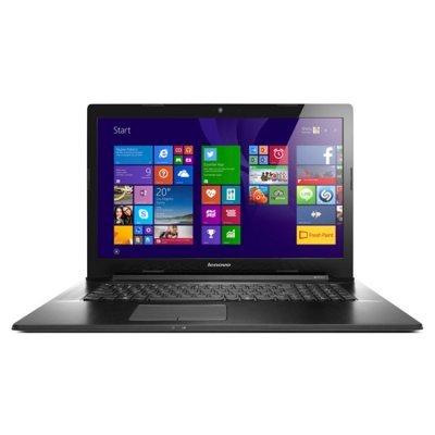 Ноутбук Lenovo IdeaPad G70-70 (80HW001FRK) (80HW001FRK)Ноутбуки Lenovo<br>G70-70, 17.3 (1600x900) IPS, i5-4210U (1.7 GHz), 4GB, 1TB, nVIDIA GeForce G820M 2GB, DVDRW, WiFi, BT, WebCam, 4cell, Win 8.1, Black<br>