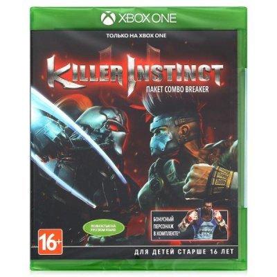 Игра для игровой консоли Microsoft Killer Instinct (16+) (3PT-00011)Игры для игровых консолей Microsoft<br>Легендарная файтинг-серия возвращается с графикой нового поколения, безудержным экшеном, невероятным составом бойцов, убойной музыкой и УЛЕТНЫМИ КОМБО! Выбирайте совершенно невероятных бойцов, каждый из которых блещет плавной анимацией, уникальной тактикой боя и яркими особыми атаками. Используя сис ...<br>