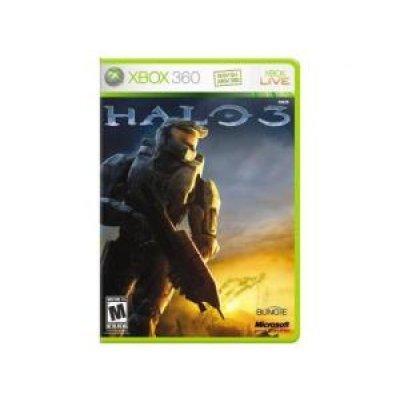 Игра для игровой консоли Microsoft Halo 3 (RUS) (DF3-00067)Игры для игровых консолей Microsoft<br>Платформа: Xbox 360<br>Жанр: Стрелялки<br>Локализация: Английская версия<br>Тип издания: Обычные<br>Описание: Мастер Чиф снова вступает в дело. На этот раз он должен завершить начатую в предыдущих частях эпическую битву. Легендарный воин вновь оказывается перед трудной задачей: Землю захватывает раса Ковен ...<br>