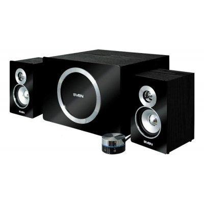 Компьютерная акустика SVEN MS-1085 чёрный (46Вт) (SV-01301085BK) компьютерная акустика sven ms 90 черный sv 012861