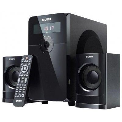 Компьютерная акустика SVEN MS-2000 (SV-01302000BK) компьютерная акустика sven ms 90 черный sv 012861
