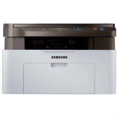 Лазерное МФУ Samsung SL-M2070/FEV (SL-M2070/FEV)Монохромные лазерные МФУ Samsung<br>(замена SCX-3400/XEV); 20 стр/мин А4, принтер/копир/сканер, память: 128 МБ, процессор: 600 МГц, печать: 1200 x 1200dpi; сканирование: 1200 х 1200 dpi (разрешение сканера в интерполяции - 4800*4800), копирование:20 стр/мин; Языки: GDI; вход. лоток - 150 листов; вых. лоток - 100 листов; Интерфейсы: Hi ...<br>
