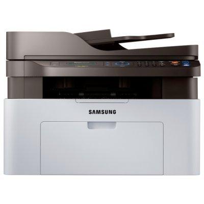 Лазерное МФУ Samsung SL-M2070FW/FEV (SL-M2070FW/FEV)Монохромные лазерные МФУ Samsung<br>(замена SCX-3405FW/XEV); 20 стр/мин А4, принтер/копир/сканер, память: 128 МБ, процессор: 600 МГц, печать: 1200 x 1200dpi; сканирование: 1200 х 1200 dpi (разрешение сканера в интерполяции - 4800*4800), Языки: GDI;  вход. лоток - 150 листов; вых. лоток - 100 листов; Интерфейсы: Hi-Speed USB 2.0 / Ethe ...<br>