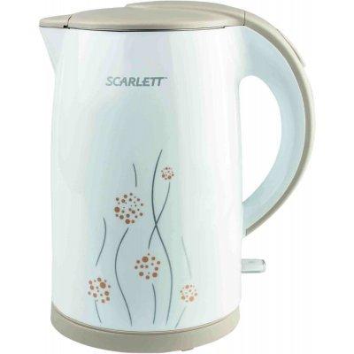 Электрический чайник Scarlett SC - EK21S08 (SC-EK21S08) электрический чайник scarlett sc ek18p15