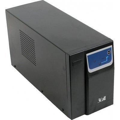 Источник бесперебойного питания 3Cott Micropower 2000VA /1200 Вт, 3-х ступенчатый AVR (3Cott 3C-2000-MCSI)Источники бесперебойного питания 3Cott<br>2000 ВА / 1200 Вт, линейно-интерактивный, металлический корпус, 3-х ступенча<br>