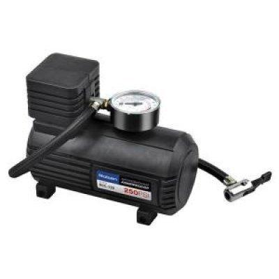Автомобильный компрессор Rolsen RCC-120 15л/мин. (1-RLCA-RCC-120)Автомобильные компрессоры Rolsen<br>Напряжение питания:<br><br><br>12 В<br><br>Максимальный ток потребления:<br><br><br>12 A<br><br>Максимальное давление:<br><br><br>17 атм.<br><br>Производительность: [Узнать описание характеристики]<br><br><br>15 л/мин<br><br>Подключение:<br><br><br>прикуриватель<br><br>Спускной клапан:<br><br><br>есть<br><br>Длина шланга:<br><br><br>0.45 м<br><br>Гарантия:<br><br><br>12 мес.<br><br>Сайт производителя:<br><br><br>http ...<br>