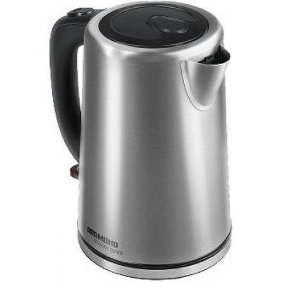 Электрический чайник Redmond RK-M144 (RK-M144)Электрические чайники Redmond<br>Чайник Redmond RK-M144 серебристый 1.7л. 2150Вт<br>