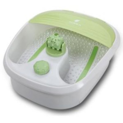 Массажная ванночка Supra FMS-101 белый/зеленый 80Вт (FMS-101)Массажные ванночки Supra<br>Тип:<br><br><br>Гидромассажная ванночка для ног<br><br>Мощность: [Узнать описание характеристики]<br><br><br>80 Вт<br><br>Количество насадок:<br><br><br>1<br><br>Функция массаж:<br><br><br>Да<br><br>Функция поддержания температуры:<br><br><br>Да<br><br>Функция вибромассаж:<br><br><br>Да<br><br>Функция пузырьковый гидромассаж:<br><br><br>Да<br><br>Защита от брызг:<br><br><br>Да<br><br>Особенности:<br><br><br>Акупункту ...<br>