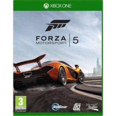 Игра для игровой консоли Microsoft Forza 5 GOTY (PK2-00020) (PK2-00020)Игры для игровых консолей Microsoft<br>Беспрецедентный реализм графики - бескомпромиссный графический движок следующего поколения выдает восхитительное изображение с разрешением 1080p с частотой 60 кадров/с.<br>Лучшая симуляция - благодаря мощнейшему движку симуляции гонок, разработанному для консоли Xbox One в сотрудничестве с компанией Ca ...<br>
