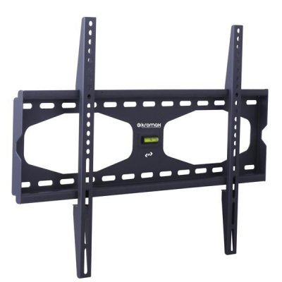 Кронштейн для ТВ и панелей настенный Kromax STAR-11 32-65 серый (20159)Кронштейн для ТВ и панелей Kromax<br>назначение: телевизионный; диагональ ТВ: 32-65; максимальный вес оборудования: 50кг; цвет: серый<br>