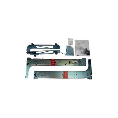 Комплект для монтажа в стойку Dell Post Static Rack Rails 1U (770-10940) (770-10940)Комплекты для монтажа в стойку Dell<br><br>
