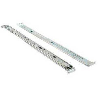 Комплект для монтажа в стойку Dell 2/4 Post Static Rack Rails 1U (770-11313) (770-11313)Комплекты для монтажа в стойку Dell<br><br>