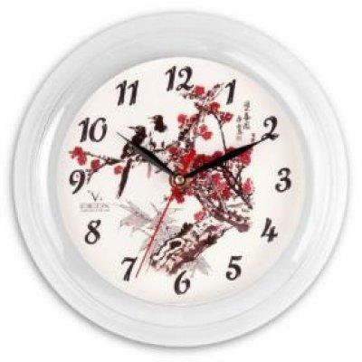 Часы настенные Вега П 6-7-7 (П 6-7-7)Часы настенные Вега <br>Часы Сакура ВЕГА<br>