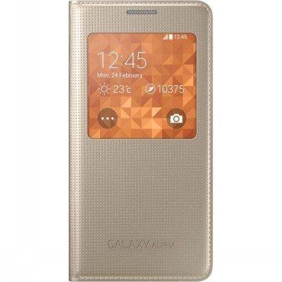 ����� ��� ��������� Samsung EF-CG850BSEGRU S-View ��� Galaxy Alpha/SM-G850 ���������� (EF-CG850BSEGRU)