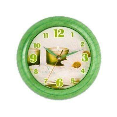 Часы настенные Вега П 6-3-10 Свеча (П 6-3-10)Часы настенные Вега <br>Размер: 22 х 22 х 4 см<br>    Материал: Пластик<br>    Срок гарантии от производителя: 12 месяцев<br>