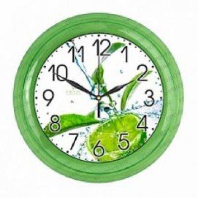 Часы настенные Вега П 6-3-103 Коктель МОХИТО (П 6-3-103)Часы настенные Вега <br><br>