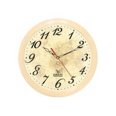 Часы настенные Вега П 6-0-14 Карта Мира под старину (П 6-0-14)Часы настенные Вега <br><br>
