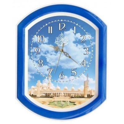 Часы настенные Вега П 2-10/7-23 Мусульманский город (П 2-10/7-23)Часы настенные Вега <br>Категория: Сюжетные часы Мусульманский город<br>    Тип часов: Часы из пластика<br>    Форма корпуса: П2<br>