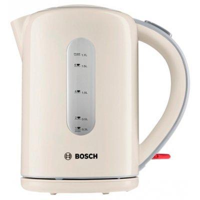 Электрический чайник Bosch TWK 7604 (TWK 7604) электрический чайник bosch twk7808 золотой twk7808