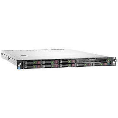 Сервер HP Proliant DL120 Gen9 (788098-425) (788098-425)Серверы HP<br>E5-2620v3 Hot Plug Rack(1U)/Xeon6C 2.4GHz(15Mb)/1x8GbR1D_2133/H240(ZM/RAID 0/1/10/5)/noHDD(8)SFF/DVDRW/iLOstd(no port)/3HSF/2x1GbEth/EasyRK/1x550W(NHP)<br>