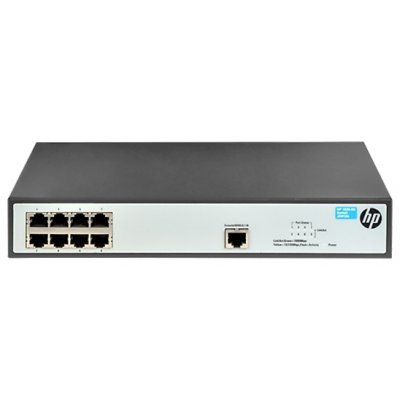 Коммутатор HP 1620-8G Switch (JG912A) (JG912A)