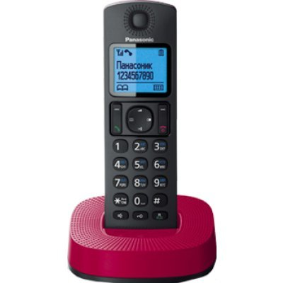 Радиотелефон Panasonic KX TGC 310 RUC (KX TGC 310 RUC) радиотелефон panasonic kx prx120 kx prx120ruw