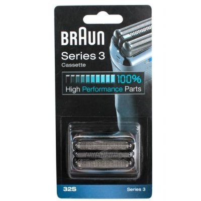Сетка для бритвы Braun Series3 32S (Series3 32S(Сет+р.б)) сетка и режущий блок для электробритв braun series 9 92s