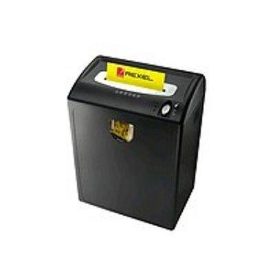 Шредер Rexel P185 (2101070)Шредеры Rexel<br>Тип резки фрагменты, Одновременно листов, до 9, Емкость корзины 35, Переработка скрепок, степплерных скоб, кредиток Да, Переработка CD и DVD ДА<br>
