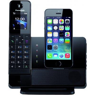 Радиотелефон Panasonic KX-PRL260 (KX-PRL260RUB) радиотелефон panasonic kx tg8061 черный kx tg8061rub