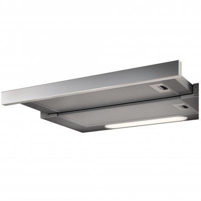 ELITE 14 LUX GRIX/A/50 (ELITE 14 LUX GRIX/A/50-PRF0037987)Вытяжки Elica<br>50 см, 650 м3/ч, серебряный-нерж.сталь<br>