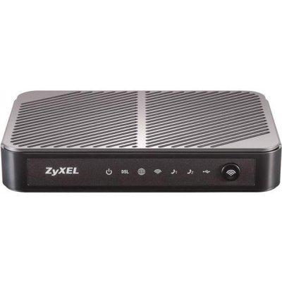 Wi-Fi xDSL точка доступа (роутер) ZYXEL Keenetic VOX (Keenetic VOX)Wi-Fi xDSL точки доступа (роутеры) ZYXEL<br>Интернет-центр Zyxel Keenetic VOX ADSL2+ и Ethernet с точкой доступа Wi-Fi 802.11n 300 Мбит/с, 4-пор<br>
