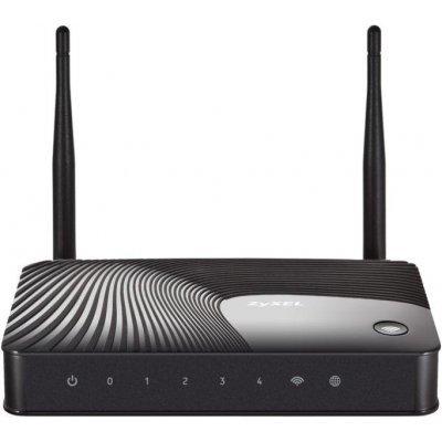 Wi-Fi роутер ZYXEL Keenetic Lite III (Keenetic Lite III)Wi-Fi роутеры ZYXEL<br>Интернет-центр Zyxel Keenetic Lite III с точкой доступа Wi-Fi 802.11n 300 Мбит/с и коммутатором Ethe<br>
