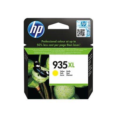 цена на Картридж для струйных аппаратов HP 935XL (C2P26AE) желтый для HP Officejet Pro 6830 e-All-in-One (C2P26AE)