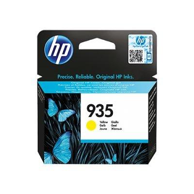 Картридж для струйных аппаратов HP 935 (C2P22AE) желтый для HP Officejet Pro 6830 e-All-in-One (C2P22AE) картридж easyprint ih 974 920xl для hp officejet 6000 6500a e all in one 6500a plus e all in one 7000 7500a e all in one yellow