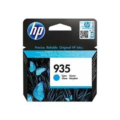 Картридж для струйных аппаратов HP 935 (C2P20AE) голубой для HP Officejet Pro 6830 e-All-in-One (C2P20AE) картридж easyprint ih 974 920xl для hp officejet 6000 6500a e all in one 6500a plus e all in one 7000 7500a e all in one yellow