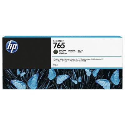 Картридж для струйных аппаратов HP 765 (F9J55A) черный матовый для HP Designjet T7200 (775мл) (F9J55A) tp760 765 hz d7 0 1221a