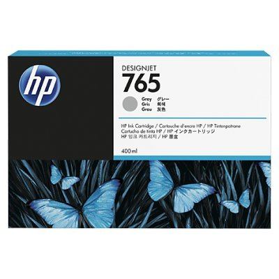 Картридж для струйных аппаратов HP 765 (F9J53A) серый для HP Designjet T7200 (400мл) (F9J53A) картридж для струйных аппаратов hp 765 f9j53a серый для hp designjet t7200 400мл f9j53a