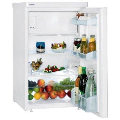 Холодильник Liebherr 1404-20 001 (1404-20 001)Холодильники Liebherr<br>холодильник с морозильником отдельно стоящий однокамерный класс A+ морозильник сверху общий объем 122 л капельная система<br>