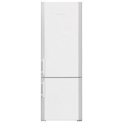 Холодильник Liebherr CU 2811-20 001 (CU 2811-20 001)Холодильники Liebherr<br>холодильник с морозильником отдельно стоящий двухкамерный класс A++ морозильник снизу общий объем 263 л капельная система<br>