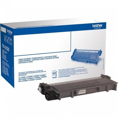 Тонер-картридж Brother TN2375 черный (TN2375)Тонер-картриджи для лазерных аппаратов Brother<br>для HLL2300/2340/2360/2365, DCPL2500/2520/2540/2560, MFCL2700/2720/2740 (2600стр.)<br>