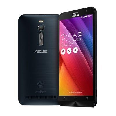 Смартфон ASUS ZenFone 2 ZE551ML 32Gb Ram 4Gb серый (90AZ00A5-M01510)Смартфоны ASUS<br>Cмартфон, Android 5.0, CPU Atom Z3580, LTE, 4GB,  32Gb, вес 170 г, ШхВхТ 77.2x152.5x10.9 мм, экран 5.5, 1080x1920, Bluetooth, NFC, Wi-Fi, GPS, ГЛОНАСС, фотокамера 13 МП / 5МП, память 32 Гб, слот microSD (TransFlash), аккумулятор 3000 мАч<br>