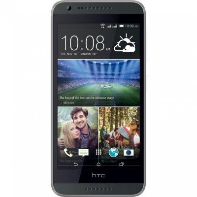 Смартфон HTC Desire 620G Dual sim Gray Light Gray (99HADC020-00)Смартфоны HTC<br>5.0 MediaTek 1700 МГц 1024 Мб Flash drive 8 Гб Android 4.4 бат. - до 19.0 ч Серый<br>