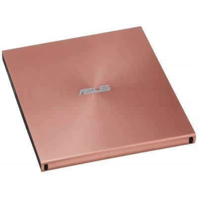 Внешний оптический привод ASUS SDRW-08U5S-U Pink (SDRW-08U5S-U/PINK/G/AS)Внешние оптические приводы ASUS<br>Привод DVD-RW Asus SDRW-08U5S-U/PINK/G/AS розовый USB внешний RTL<br>