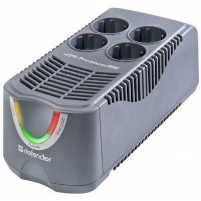 Стабилизатор напряжения Defender AVR Premium 600i (99026)
