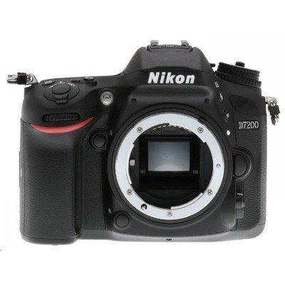 Цифровая фотокамера Nikon D7200 (VBA450AE) d7200