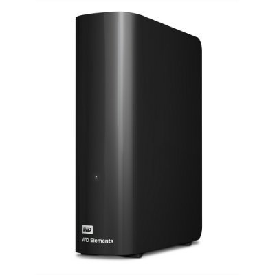 Внешний жесткий диск Western Digital WDBWLG0050HBK-EESN 5000Gb (WDBWLG0050HBK-EESN)Внешние жесткие диски Western Digital<br>Жёсткий диск WD Elements Desktop WDBWLG0050HBK-EESN 5000GB 3,5 5400RPM USB 3.0 External<br>