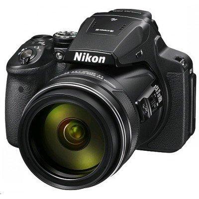 Цифровой фотоаппарат Nikon Coolpix P900 (VNA750E1) фотоаппарат компактный nikon coolpix a100 red